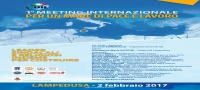 I° MEETING INTERNZIONALE - Lampedusa 02/02/2017